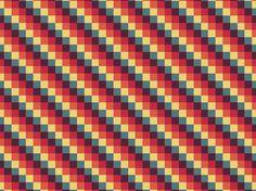 """""""Navaho"""" by miice Chadrez, daviyan, design, herceg, orange, pixel, pixels, play, red, solarised"""
