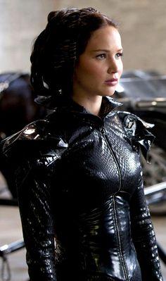 Jennifer Lawrence ♥ Katniss Everdeen