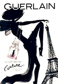Where it all began with Guerlain. TG