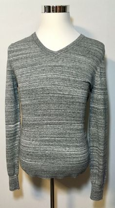NEW Mens Merona Blue V Neck Button Down Cardigan Sweater NWT Sizes Available