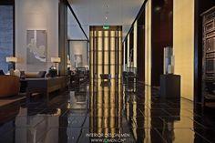 The Puli Shanghai Lobby Design, Shanghai, Foyer, Interior Design, Design Design, Furniture, Home Decor, Behance, Lamborghini