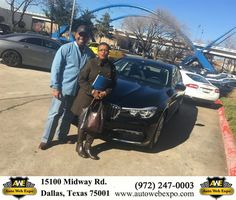 Auto Web Expo Inc Customer Review  Great Car, Great Experince, Great dealership & a great young man. Customer for life   Ronald , https://deliverymaxx.com/DealerReviews.aspx?DealerCode=J789&ReviewId=55036  #Review #DeliveryMAXX #AutoWebExpoInc