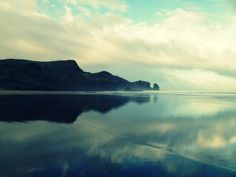 Bethel's Beach, NZ Long White Cloud, Middle Earth, My Dream, New Zealand, To Go, Wanderlust, River, Mountains, Beach