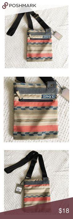 🎉Host Pick-Dakine Crossbody Bag Dakine Crossbody bag New with tags.  Style is Jive Frontier.   Very cute and fun pattern! 🎉Host Pick- Weekend Wanderlust Party 2/5/17 Dakine Bags Crossbody Bags