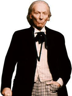 I suppose you might say that I am a citizen of the universe, and a gentleman to boot. THE FIRST DOCTOR THE DALEKS' MASTER PLAN