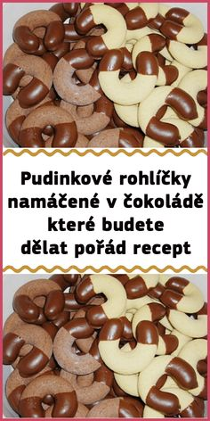 Christmas Sweets, Christmas Cookies, Sweet Cooking, Czech Recipes, Biscuit Recipe, Pavlova, How Sweet Eats, Sweet Recipes, Food Porn