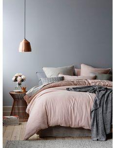 10x koper en pastel pink // in huis