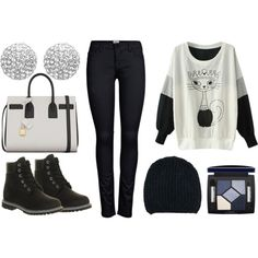 """Look 297"" by solochicass on Polyvore"