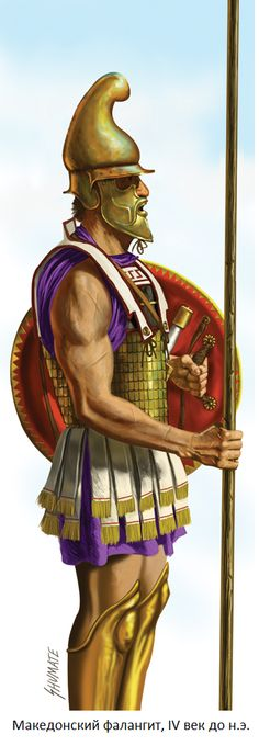Pezetero, IV-III secolo a.C.