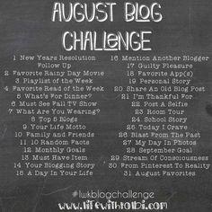 instagram challenge | Life With Kolbi: #lwkBlogChallenge