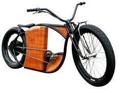 Marrs Cycles M-1 ebike.