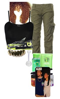 """""""**"""" by djaybby110 ❤ liked on Polyvore featuring Superdry, WearAll and NIKE"""