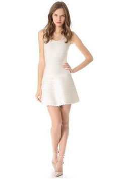 Such A Flirty Feminine Herve Leger Line Dress Would Pair With Cute Jacket And Wear On Second Date Once He S Earned It