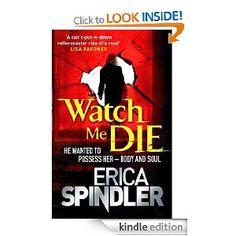 Thriller. Another good thriller from Erica Spindler.