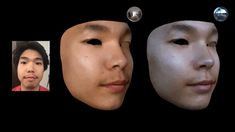 Outfitting Avatars To Cross The Uncanny Valley  A virtual reality designer says success is being able to generate photorealistic faces that don't spook.