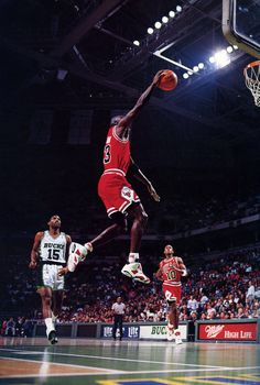The GOAT IN Carmine 5s