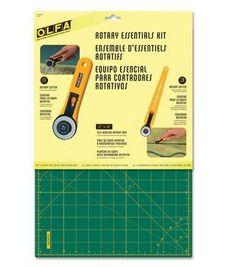 Olfa®  Rotary Essentials Kit