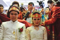 Batak Wedding of Mita Hutagalung and Daud Sijabat Part 1 - Daud-Armita-Wedding-206-min