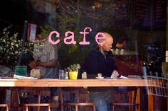 Cafe by AussieDingo, via Flickr