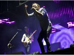 Radiohead gives an outstanding  performance at Coachella 2012.