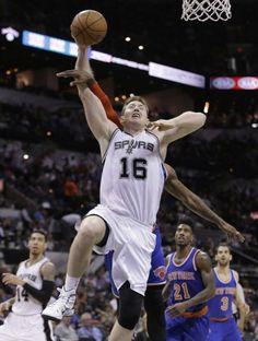 Knicks vs. Spurs