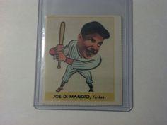 1933 Goudey JOE DI MAGGIO Yankees Dover Reprint   #121114241466