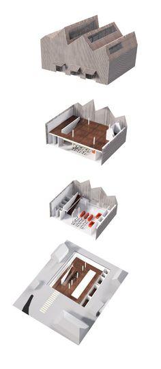 Kaap Skil Texel maritime museum - Mecanoo architecten