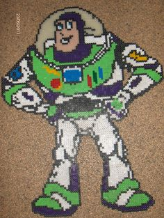 Buzz Lightyear hama beads by rose