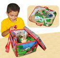 ZipBin® Mini Speedway  Play Set