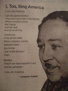 Langston Hughes -- poem about Helen Keller | Harlem Renaissance ...