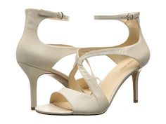 Nine West Gerbera Off White Leather - Zappos.com Free Shipping BOTH Ways