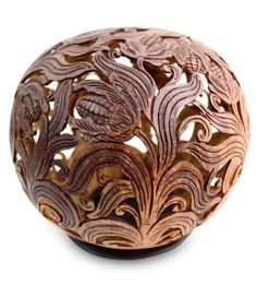 b854a5f3be3cb Coconut Shell Sculpture