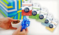 Enter for a chance to win a Glue Dots Groupon Holiday Pack! Entries must be received by 11:59pm CST Friday, December 7! Follow the link to the Glue Dots' blog for details on how to enter and what you could win!