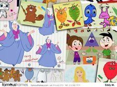 FamousFrames Storyboards, Animatic Artists, Storyboard Artists, Eddy Mayer