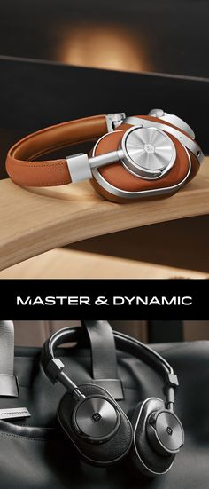 Wireless over-ear headphones made from premium materials to deliver a signature rich, warm sound. Shop our headphones and unlock your creativity. Music Gadgets, Gadgets And Gizmos, Tech Gadgets, Cool Gadgets, Professional Headphones, In Ear Buds, Studio Equipment, Audio Music, Tech Toys