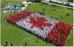 July 1 Many Canada Day events are planned all over the… Canada Eh, Toronto Canada, Canada Ontario, Canadian Things, I Am Canadian, Canada Day Events, West Coast Canada, Human Flag, Happy Canada Day