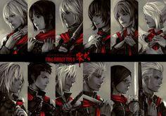 datworks: Final Fantasy type-0 by ~chisuuKei on deviantART