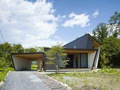 Gallery of Yatsugatake Villa / MDS - 1