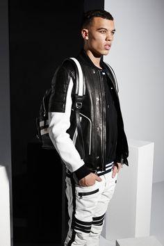 Balmain Spring 2015 Menswear is Some Cool Shit |