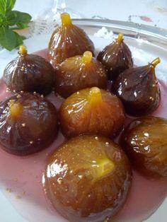 Greek Sweets, Greek Desserts, Greek Recipes, Quick Cake, Fruit Jam, Sweet Bakery, Deserts, Herbs, Chocolate