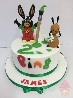 Bing Cake CBeebies