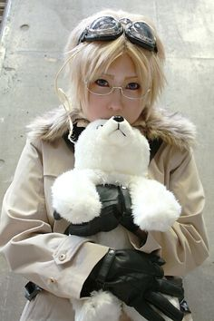 Canada (APH) - Awesome Cosplay!