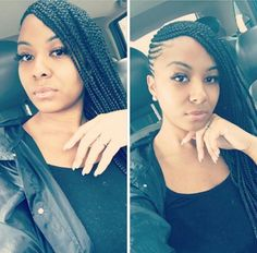 Braid Styles for Long Hair – Lavish Braids Braided Hairstyles For Black Women, Weave Hairstyles, Cool Hairstyles, Black Hairstyles, Hairstyles Pictures, Ponytail Hairstyles, Hairstyles Haircuts, Black Girl Braids, Girls Braids