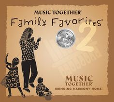 Music Together - Music Together Family Favorites 2 CD and Downloads