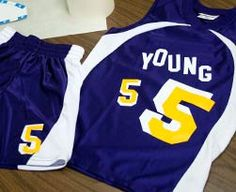 How to Decorate #Basketball Jerseys  with a #HeatPress  | Stahls'