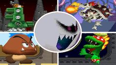 A compilation of all boss fights in Newer Super Mario Bros. DS as small Mario. This is a ROM-hack of NSMB withl new enemies, levels, bosses & music. Super Mario Bros, Boss Music, King Boo, Ghost House, Fishing World, Bowser, Battle, Make It Yourself, News