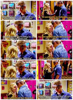"#GirlMeetsWorld 2x07 ""Girl Meets Rules"" - Maya and Lucas"