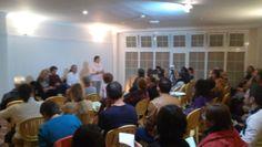 Conferencia Participativa del Foro de Superación Personal acerca de los miedos.1