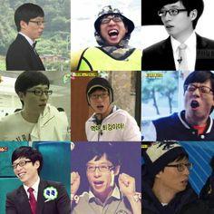 Yoo Jae Suk of Running Man