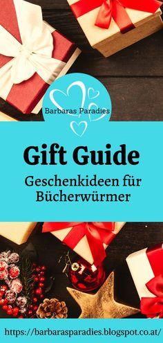 Auf der Suche nach Weihnachtsgeschenken? Auf meinem Blog findet ihr Geschenktipps für Bücherwürmer! Viel Spaß beim Stöbern! Thriller, Science Fiction, 5 Gifts, Gift Guide, Gift Wrapping, Blog, Movie, Reading Day, Romance Books